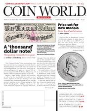 Coin World [08/27/2018]
