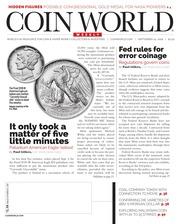 Coin World [09/24/2018]