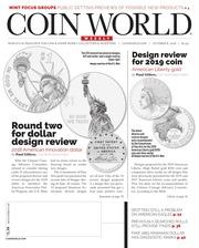 Coin World [10/08/2018]