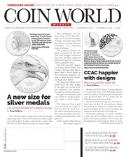 Coin World [10/15/2018]