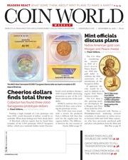 Coin World [11/19/2018]