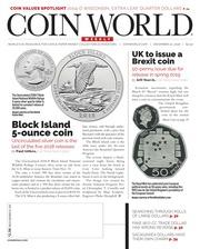 Coin World [12/10/2018]