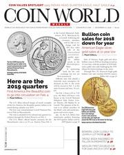 Coin World [12/17/2018]