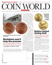 Coin World [01/14/2019]