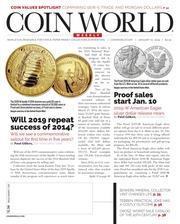 Coin World [01/21/2019]