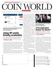 Coin World [03/25/2019]