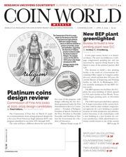 Coin World [04/08/2019]