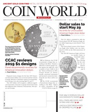 Coin World [05/13/2019]
