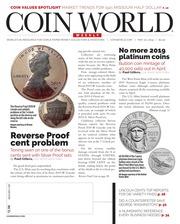 Coin World [05/20/2019]