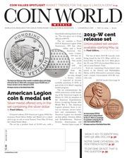 Coin World [05/27/2019]