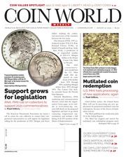 Coin World [08/12/2019]
