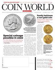 Coin World [10/21/2019]