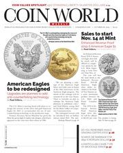 Coin World [10/28/2019]