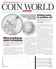 Coin World [11/25/2019]