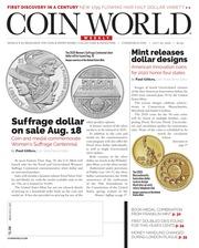 Coin World [07/20/2020]