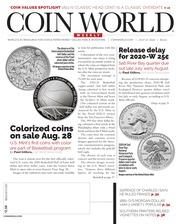 Coin World [07/27/2020]