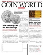 Coin World [08/17/2020]