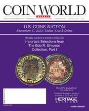 Coin World [08/31/2020]