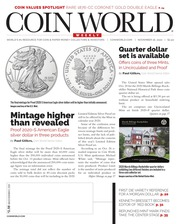 Coin World [11/16/2020]