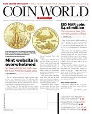 Coin World [11/23/2020]