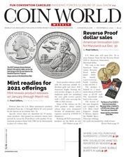 Coin World [12/21/2020]