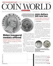 Coin World [01/25/2021]
