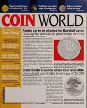 Coin World [August 12, 2013]