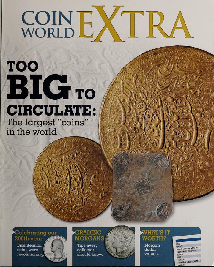 Coin World Extra [01/01/2013]