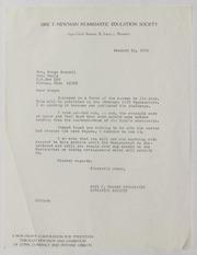 Coin World Correspondence, 1970-1979
