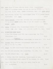 Collection Catalog, Folder 2
