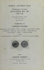 Collection of United States Colonials, Half Cents, Cents, Nickels, Half Dimes, Dimes Quarters...