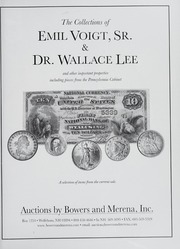 The Collections of Emil Voigt, Sr. & Dr. Wallace Lee (pg. 173)