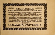 Columbia University: Kings ...