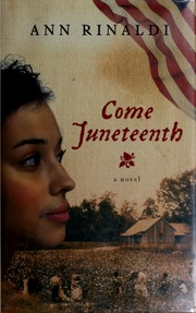 Review: Come Juneteenth by Ann Rinaldi