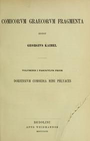 Kaibel cover