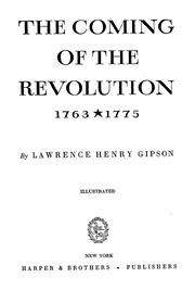 Lawrence H. Gipson