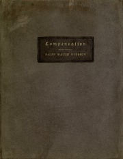 emerson s essay on compensation emerson ralph waldo  compensation being an essay