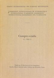 Compte-rendu 11 (1961-1963)