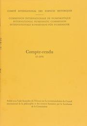 Compte-rendu 17 (1970)