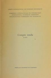 Compte rendu 21 (1974)