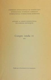 Compte rendu 22 (1975)