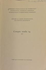 Compte rendu 24 (1977)