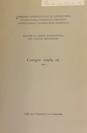 Compte rendu 26 (1979)