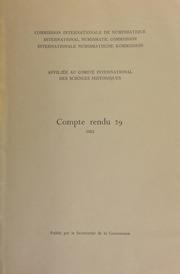 Compte rendu 29 (1982)