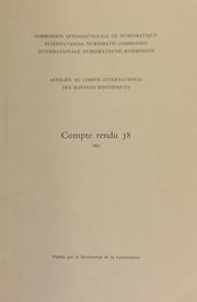 Compte rendu 38 (1991)