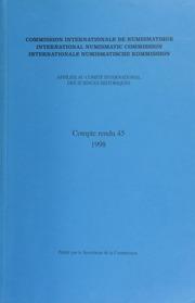 Compte rendu 45 (1998)