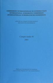 Compte rendu 48 (2001)