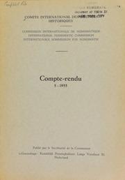 Compte-rendu 5 (1955)