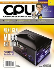Computer Power User Magazine : Free Texts : Free Download