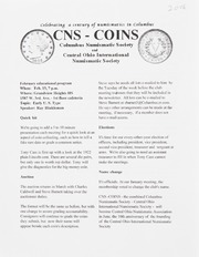 CNS/COINS Monthly Bulletin: February 2006